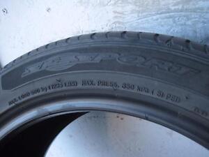 205/50R17, DUNLOP SPORT, all season tires