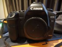 Canon 5D Mark II - Low Shutter Actuations