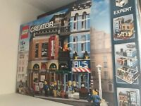 LEGO CREATOR 10246 DETECTIVES OFFICE MODULAR BUILDING SET BRAND NEW AND SEALED