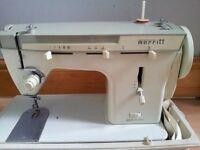 Retro Vintage Merritt Sewing Machine model 162