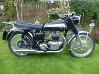 IMMACULATE 1960 Norton Dominator 99 rebuilt 2013-15. Only 2500 miles since.