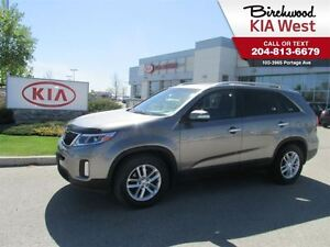 2014 Kia Sorento LX *AWD/ HEATED SEATS/ BLUETOOTH*