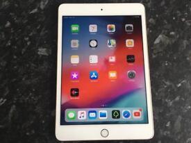 iPad Mini 4 Gold - Very Good Condition
