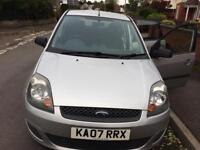 2007 FORD FIESTA 1242cc STYLE CLIMATE 5 DOOR
