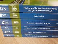 CFA Program Curriculum Volume 1 2 3 4 5 6 Level 1 2008 Pearson Custom