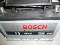 Bosch diesel battery