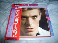 DAVID BOWIE - SPECIAL. DOUBLE JAPANESE LP.GREAT CONDITION.