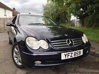 03 Mercedes CLK 240 Elegance Auto V6