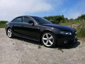 Audi a4 s line 2.0 tdi 143 (2009)