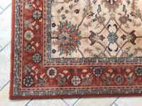 Super Taj rug 1.95 x 1.40m 100% NZ wool
