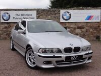 BMW E39 535i V8 M Sport Saloon, Automatic, 82k Miles, FSH, 1 Year MOT