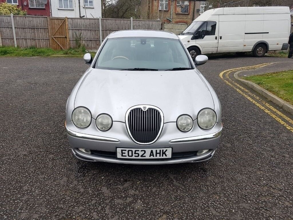 2002 Jaguar S-Type 2.5 V6 SE 4dr Automatic @07445775115   in Ilford, London   Gumtree