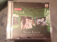 NOOR JEHAN CD COLLECTION SET - Film Soundtrack/ Bollywood Music