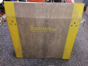 "Mr. Dockplate 48"" x 48"" Dock Plate - 3000lbs Capacity - Only $399!"