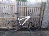 Felt Mountain Bike 19.5 Inch (L) Compulsion 2 Ltd Edition (146/300) Full suspension