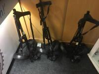 Golf trolleys £15 each