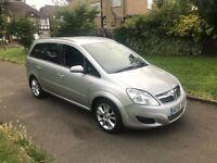Vauxhall Zafira 1.9 CDTi 16v Design, 6 MONTH FREE WARRANTY, 1 OWNER