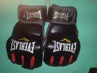 MMA Gloves Everlast Brand new