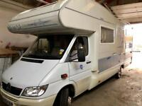 Motorhome...Rimor Superbrig 728, late 2004 in excellent condition