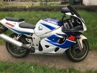 Motorbike for swap