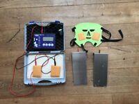 Hidrex PSP 1000 Iontophoresis machine (nearly new)