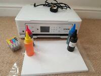 Sublimation printer epson xp 435 heat transfer