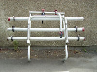 fiamma cycle rack to fit a motorhome-camper