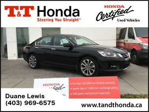 2014 Honda Accord Sport *Rear Camera, Heated Seats, Bluetooth*