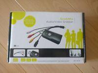 'Grabme' Audio/Video (VHS) Converter £10