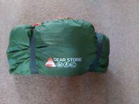 Vango gear store tent extension