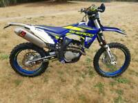 Sherco 2016 300 sefr factory enduro bike