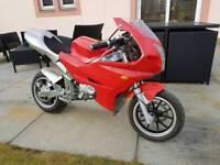 Midi-Moto 110cc semi-automatic mini moto pit bike