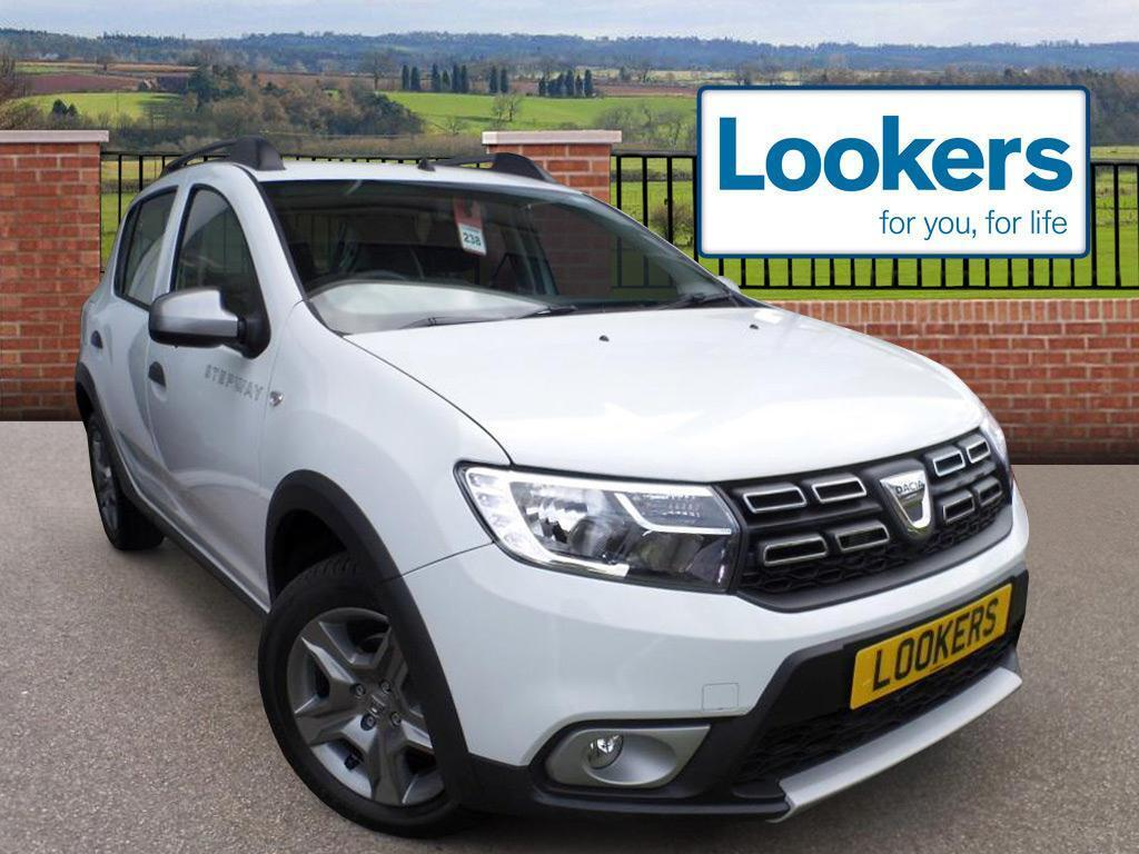 dacia sandero stepway laureate dci white 2017 03 31 in stockport manchester gumtree. Black Bedroom Furniture Sets. Home Design Ideas
