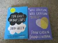 Childrens Books: The Fault in Our Stars and Will Grayson, Will Grayson