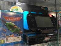 Nintendo WiiU Black 500gb Console