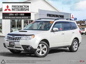 2012 Subaru Forester 2.5XT LIMITED! REDUCED! LEATHER! SUNROOF! N