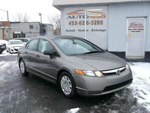 Honda Civic 4 DX-G  *** A/C ***