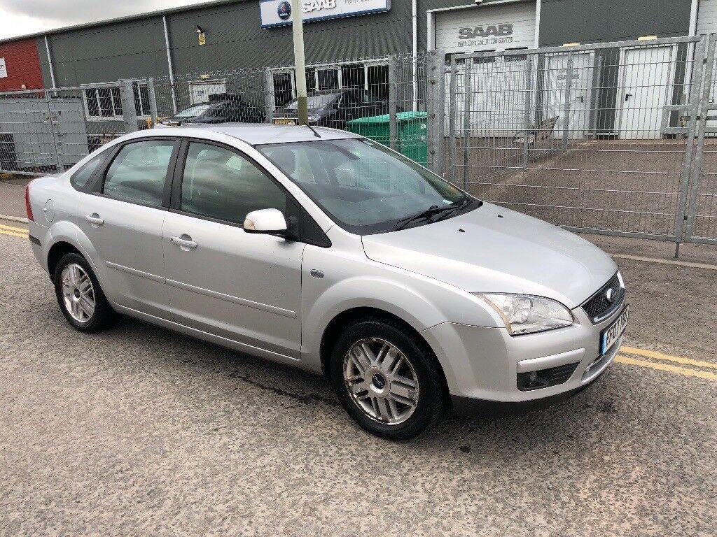 Ford Focus Ghia 2007 Must Sell In Crieff Perth And Kinross Gumtree