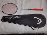 Head Power Helix 10000 badminton racket