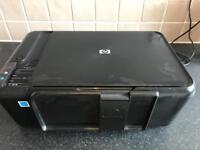 HP Deskjet F2480 B/W & Colour printer