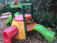 Little Tikes Double Decker super slide climber
