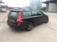 VOLVO V70 D5 NEW SHAPE TOP SPEC . Manual 121k FULL HISTORY