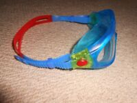 Zogs kids swim mask (goggles) age 3-6