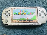 Sony PSP Slim with games