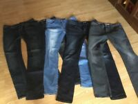 Men's jeans W34 L34