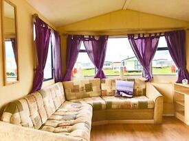 Superb Sub-lettable Caravan At Sandylands On The Beautiful Ayrshire Coast