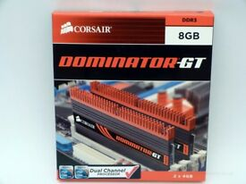 Corsair Dominator gt's DDR3 1886Mhz