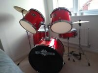 Gear4Music Drum Kit For Sale