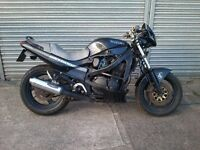SUZUKI GSX 600 STREET FIGHTER / STREETFIGHTER - NO MOT PROJECT