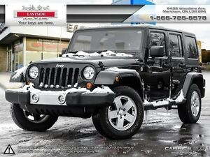 2012 Jeep WRANGLER UNLIMITED Hard Top-4 Doors-P.Group
